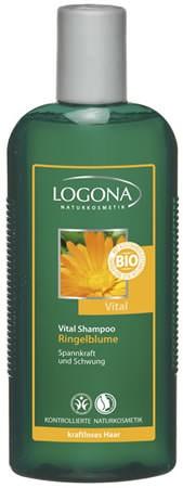 LOGONA Struktur Shampoo Ringelblume 250ml