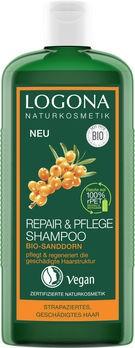 LOGONA Repair & Pflege Shampoo Bio-Sanddorn 250ml