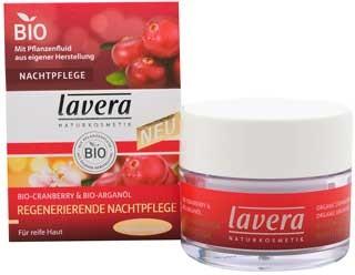 Lavera Regenerierende Nachtpflege 50ml