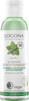 LOGONA PURIFY Klärendes Gesichtswasser Bio-Minze 125ml