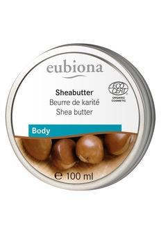 Eubiona Sheabutter Körperpflege 100ml
