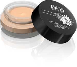 Lavera Natural Mousse Make-up Ivory 01 15g