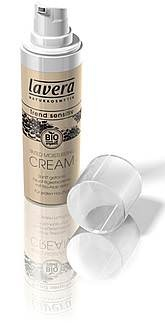 Lavera Tinted Moisturising Cream 3in1 Q10 Ivory Light 01 30ml