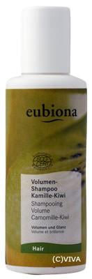 Eubiona Volumen-Shampoo Kamille-Kiwi 200ml