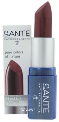 SANTE Lipstick pink tulip No. 05 4,5g