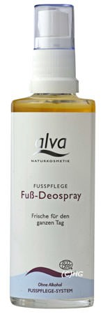 Alva Fuß Deospray 75ml
