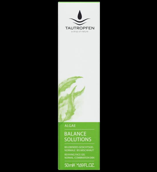 Tautropfen Balance/ Alge Vitalisierendes Gesichtsgel 50ml
