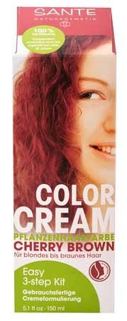 SANTE Colour Creme Cherry Brown 150ml/A