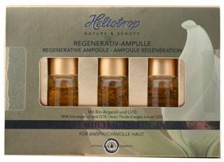 Heliotrop MULTIACTIVE Regenerativ Ampullen 3x2,5ml