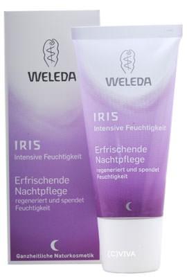 Weleda Iris Erfrischende Nachtpflege 30ml