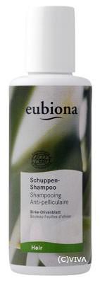 Eubiona Schuppen-Shampoo Birke-Olivenblätter 200ml