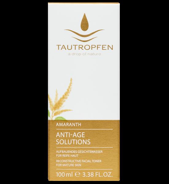Tautropfen Anti-Age/ Amaranth Aufbauendes Gesichtswasser 100ml/A