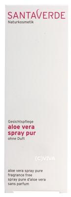 Santaverde Aloe Vera Toner Pur 100ml