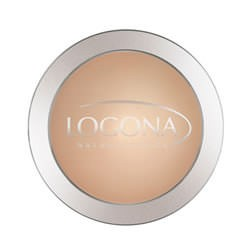 LOGONA Face Powder no. 02 medium beige Kompaktpuder 10g