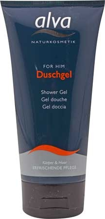 Alva for him Duschgel 175ml