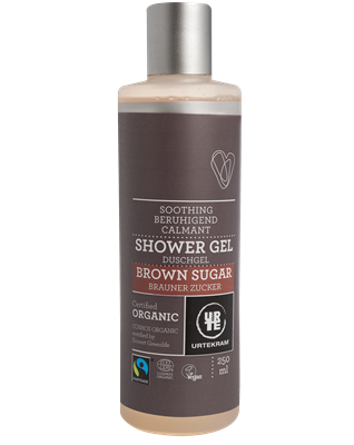 Urtekram Shower Gel Brown Sugar Duschgel 250ml