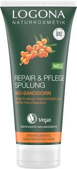LOGONA Repair & Pflege Spülung Bio-Sanddorn