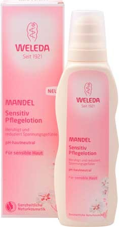 Weleda Pflegelotion Mandel Sensitiv 200ml