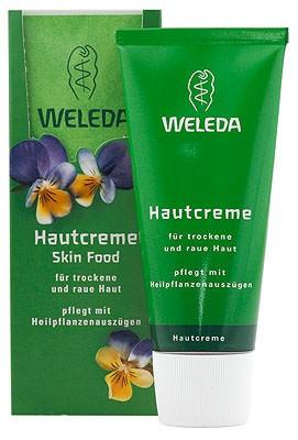 Weleda Skin Food Intensivpflege für Gesicht und Körper 75ml