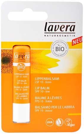 Lavera Lippenbalsam Sun LSF 10 basis 4,5g