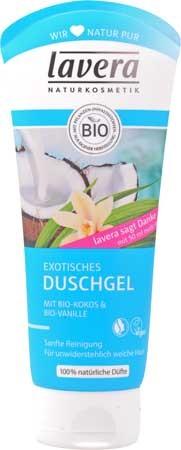 Lavera Body-SPA Exotisches Duschgel mit Bio-Kokos und Bio-Vanille 200ml