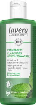 Lavera Pure Beauty Klärendes Gesichtswasser 200ml