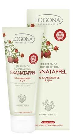 LOGONA Körperlotion Bio Granatapfel & Q10 200ml