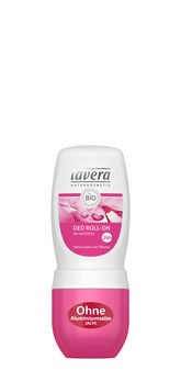 Lavera 24h Deo Roll-on mit Bio-Wildrose 50ml