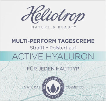 Heliotrop ACTIVE Hyaluron Multi-Perform Tagescreme 50ml