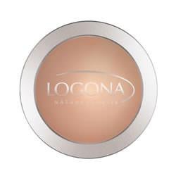 LOGONA Face Powder no. 03 sunny beige Kompaktpuder 10g