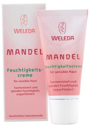 Weleda Mandel Wohltuende Feuchtigkeitspflege 30ml