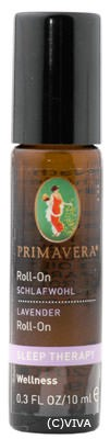 Primavera Aroma Roll-On Schlafwohl 10ml