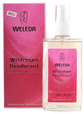 Weleda Wildrosen-Deodorant 100ml