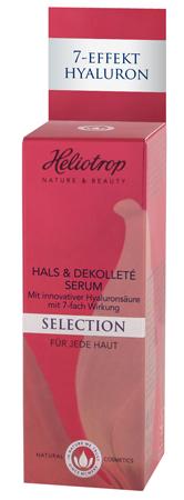 Heliotrop SELECTION Hals & Dekolleté Serum 1 Stück/A
