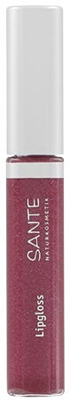 SANTE Lipgloss red pink No. 04 8ml