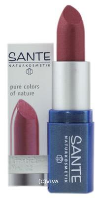 SANTE Lipstick pink rose No. 02 4,5g