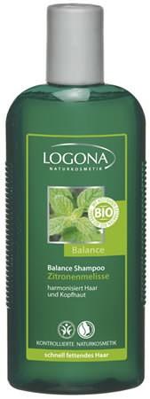 LOGONA Shampoo Anti-Fett Zitronenmelisse 250ml