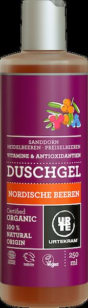 Urtekram Duschgel Nordische Beeren 250ml
