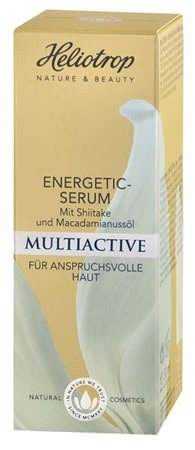 Heliotrop MULTIACTIVE Energetic Serum 30ml