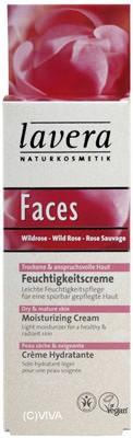 Lavera 24H Feuchtigkeitscreme Wildrose 50ml